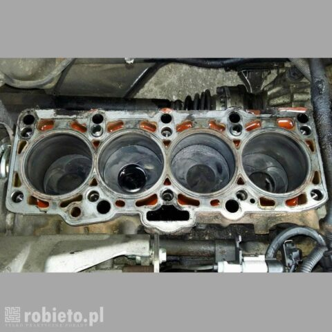 Remont silnika 1,9 TDI AHF