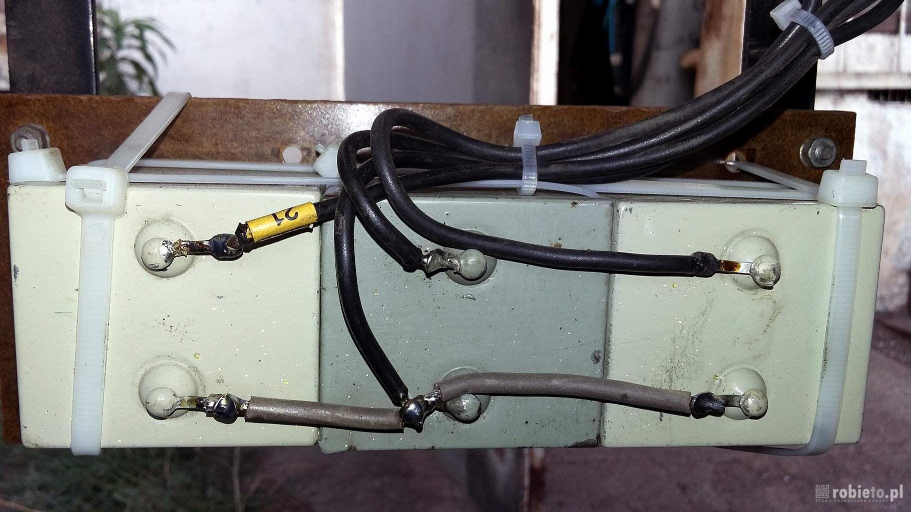 Bateria kondensatorów